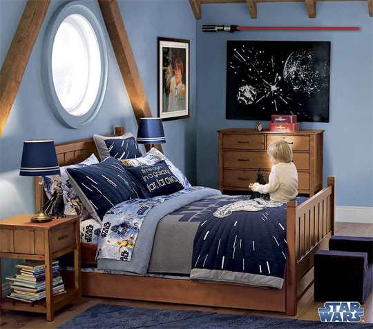 Best ideas about Star Wars Kids Room . Save or Pin 45 Best Star Wars Room Ideas for 2019 Now.