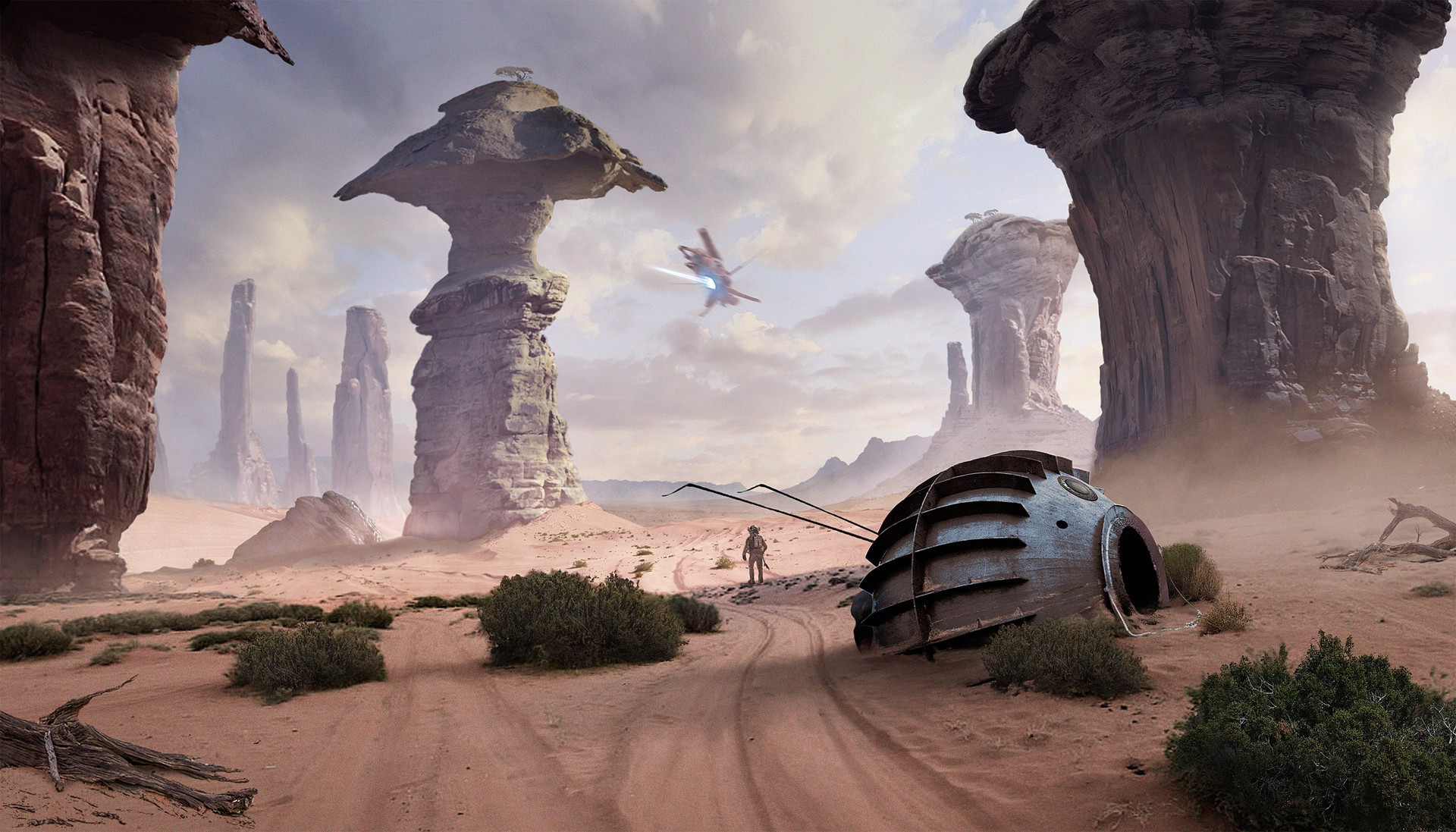 Best ideas about Star Wars Landscape . Save or Pin landscape Star Wars Spaceship Wallpapers HD Desktop Now.