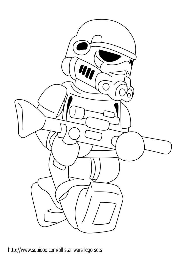 Best ideas about Stormtrooper Coloring Pages For Kids . Save or Pin Stormtrooper Coloring Pages Coloring Home Now.