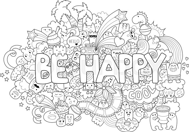 Best ideas about Stress Free Coloring Sheets For Kids . Save or Pin Anti Stress Coloring Book Printables Now.