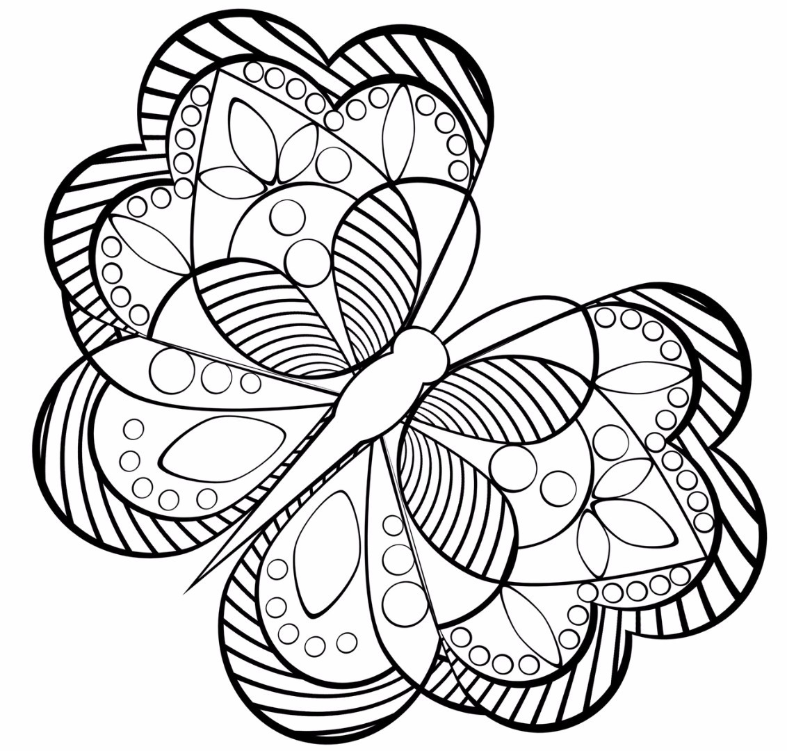 Best ideas about Stress Free Coloring Sheets For Kids . Save or Pin Coloring pages anti stress for children Now.