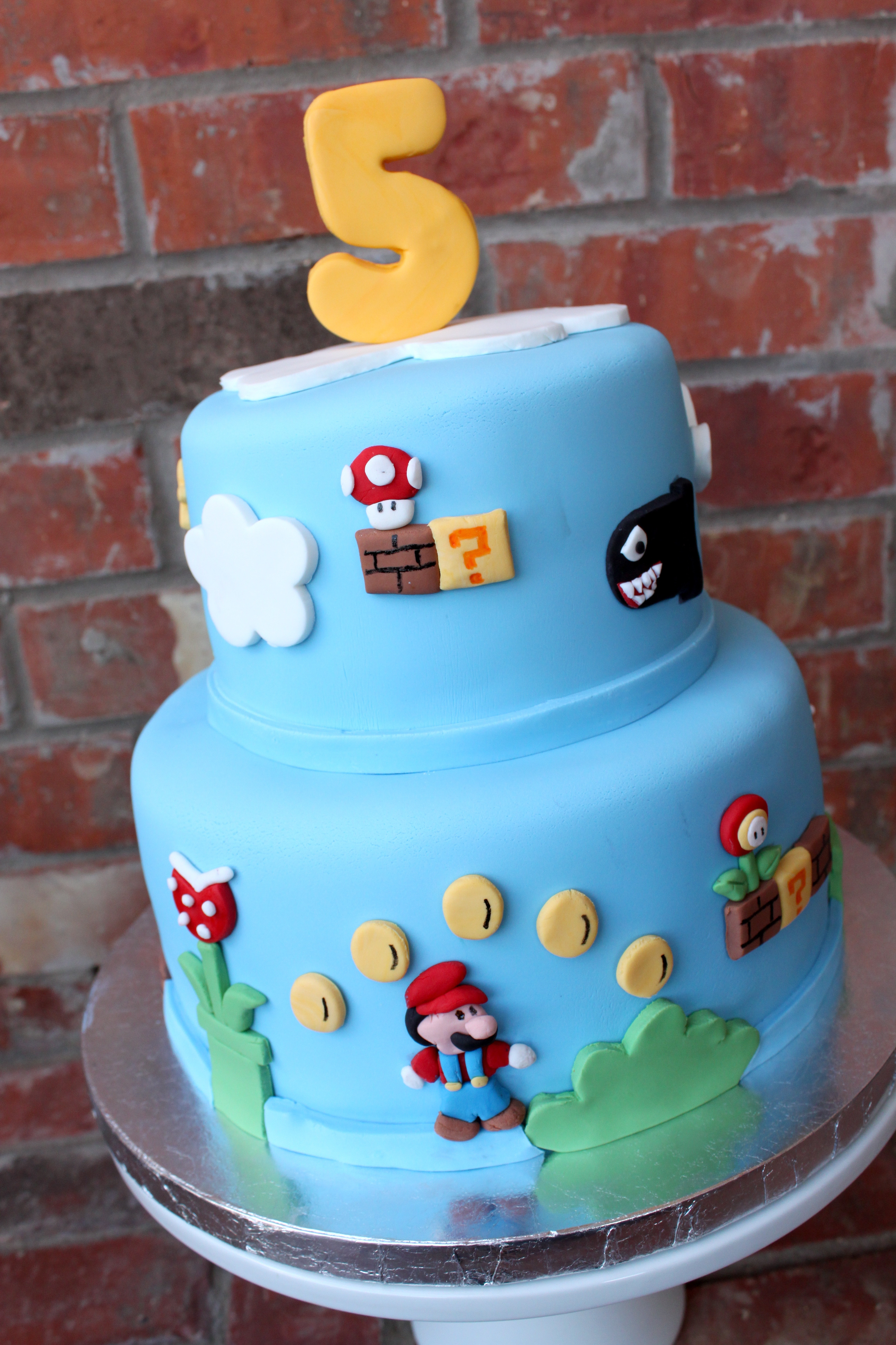 Best ideas about Super Mario Birthday Cake . Save or Pin Mario Cakes – Decoration Ideas Now.