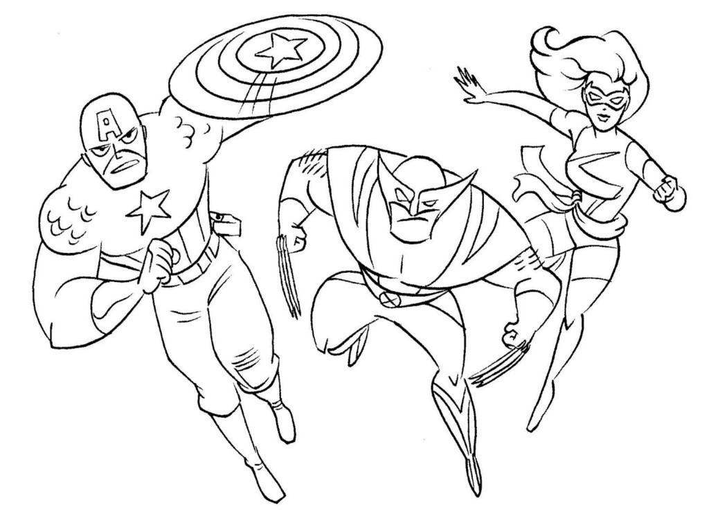 Best ideas about Superhero Free Coloring Pages . Save or Pin 41 Image of Superhero Coloring Pages for Free Gianfreda Now.