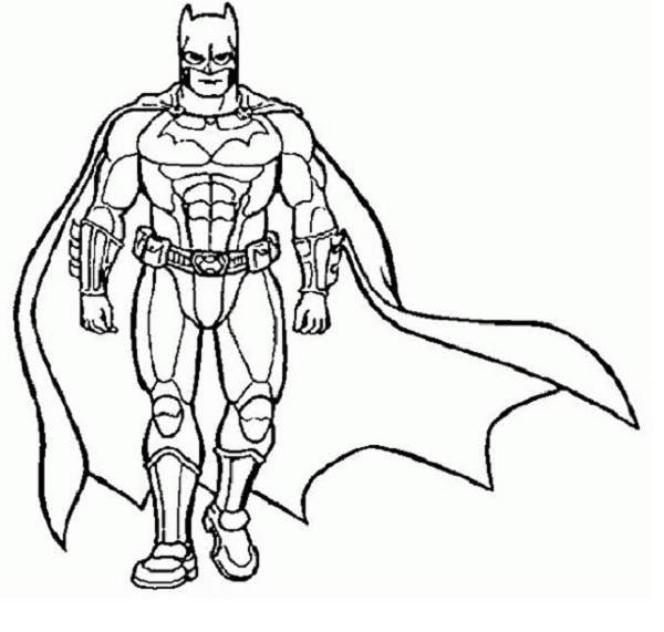 Best ideas about Superhero Free Coloring Pages . Save or Pin superhero coloring pages online PICT Gianfreda Now.