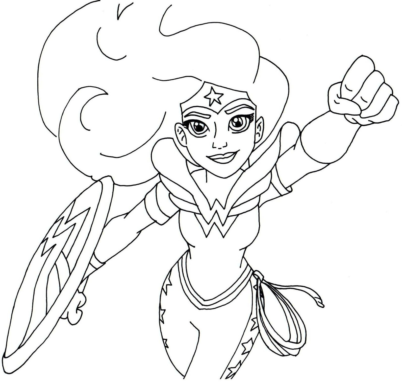 Best ideas about Superhero Free Coloring Pages . Save or Pin Superhero Coloring Pages Collection Free Coloring Books Now.