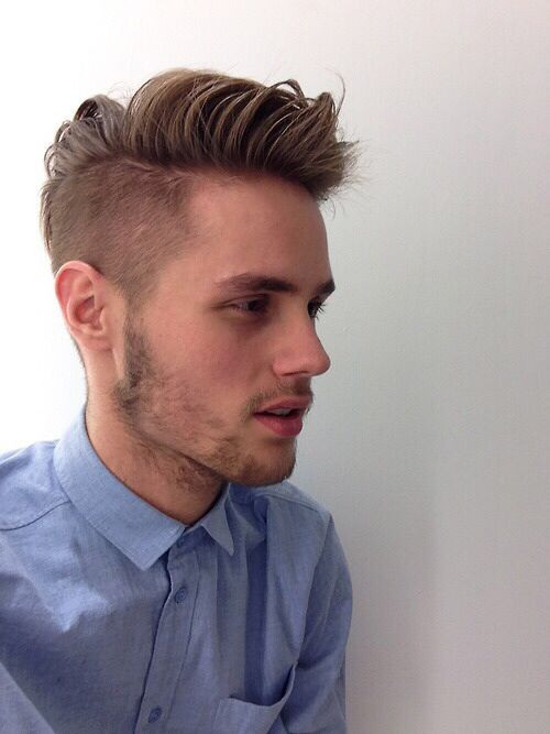 Best ideas about Teddy Boys Hairstyle . Save or Pin Trendy and Cool Hairstyles for the Modern Man Now.