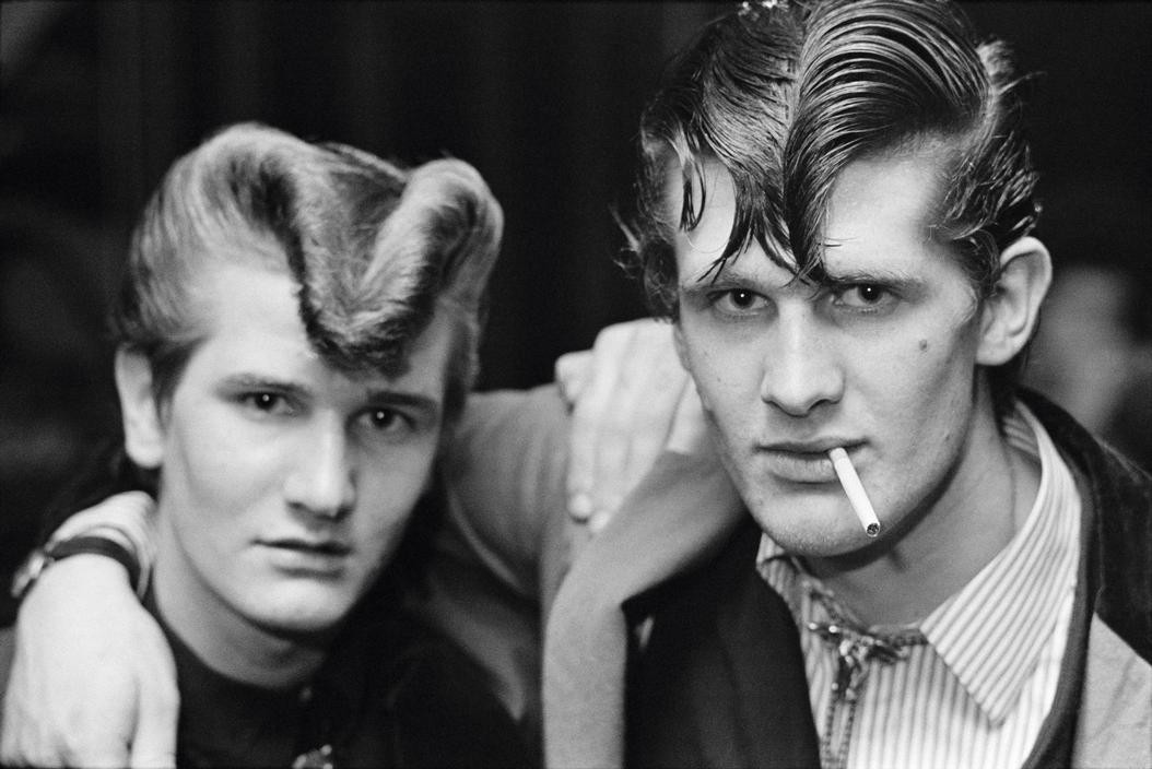 Best ideas about Teddy Boys Hairstyle . Save or Pin Oi Baldy Why does my Grandad still be his 3 hairs Now.