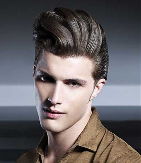 Best ideas about Teddy Boys Hairstyle . Save or Pin 25 Mens Medium Hair Styles Now.