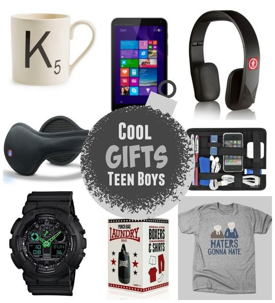 Best ideas about Teen Boys Gift Ideas . Save or Pin Christmas Gifts For Teenage Guys Now.