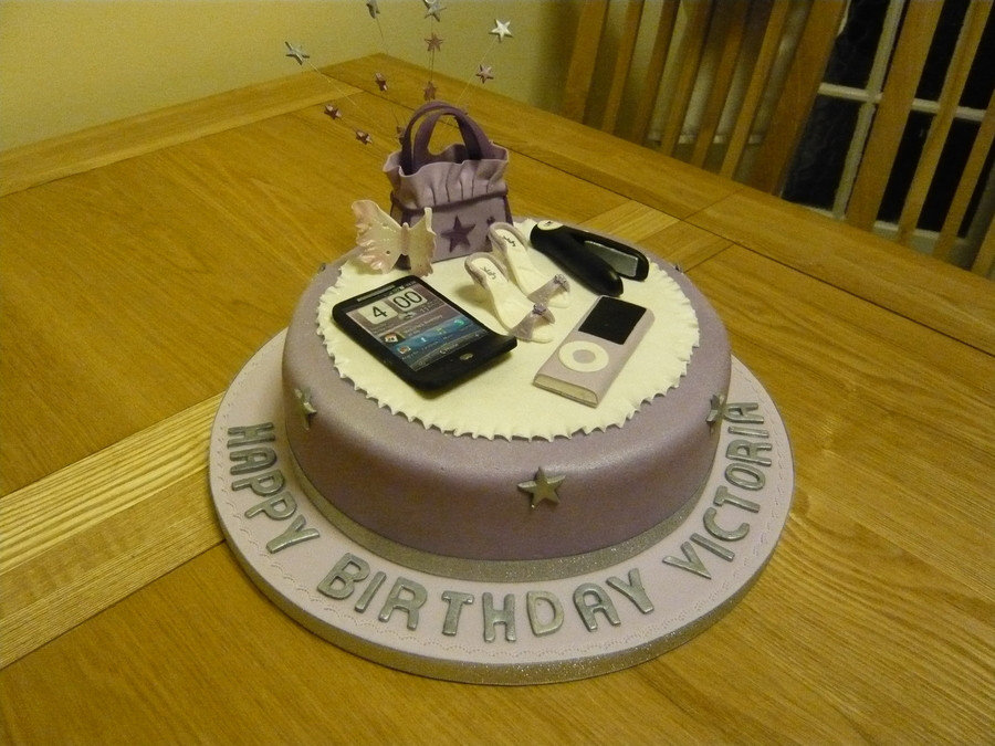 Best ideas about Teenage Girl Birthday Cake . Save or Pin Teenage Girls Birthday Cake CakeCentral Now.