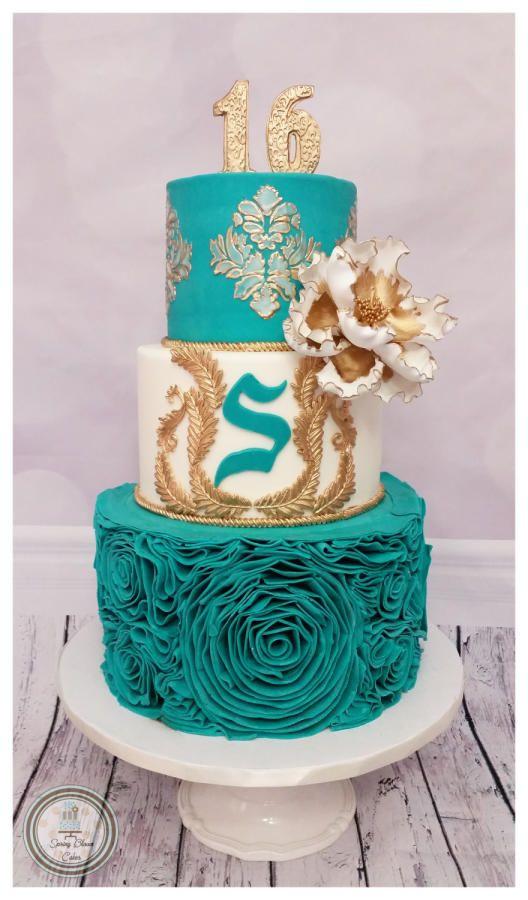 Best ideas about Teenage Girl Birthday Cake . Save or Pin De 25 bedste idéer inden for Teen cakes på Pinterest Now.