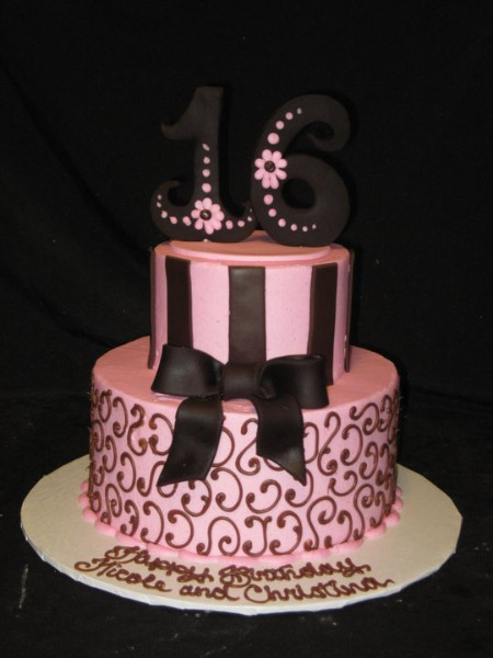 Best ideas about Teenage Girl Birthday Cake . Save or Pin Teen's Birthday Cakes Cakes By Darcy Now.