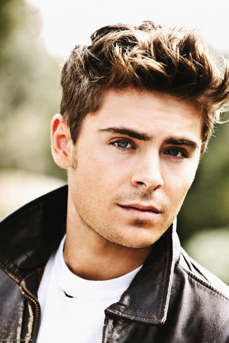 Best ideas about Teenage Haircuts Male . Save or Pin Trendy Teenage Haircuts Now.