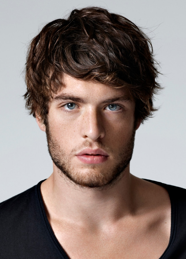 Best ideas about Teenage Haircuts Male . Save or Pin 25 Exceptional Hairstyles For Teenage Guys Now.