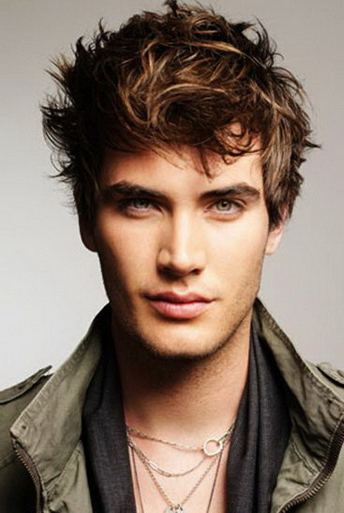 Best ideas about Teenage Haircuts Male . Save or Pin Hairstyles for Teenage Guys Now.