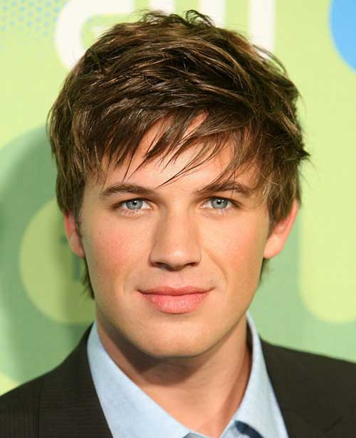 Best ideas about Teenage Haircuts Male . Save or Pin Good Haircuts for Teenage Guys Now.