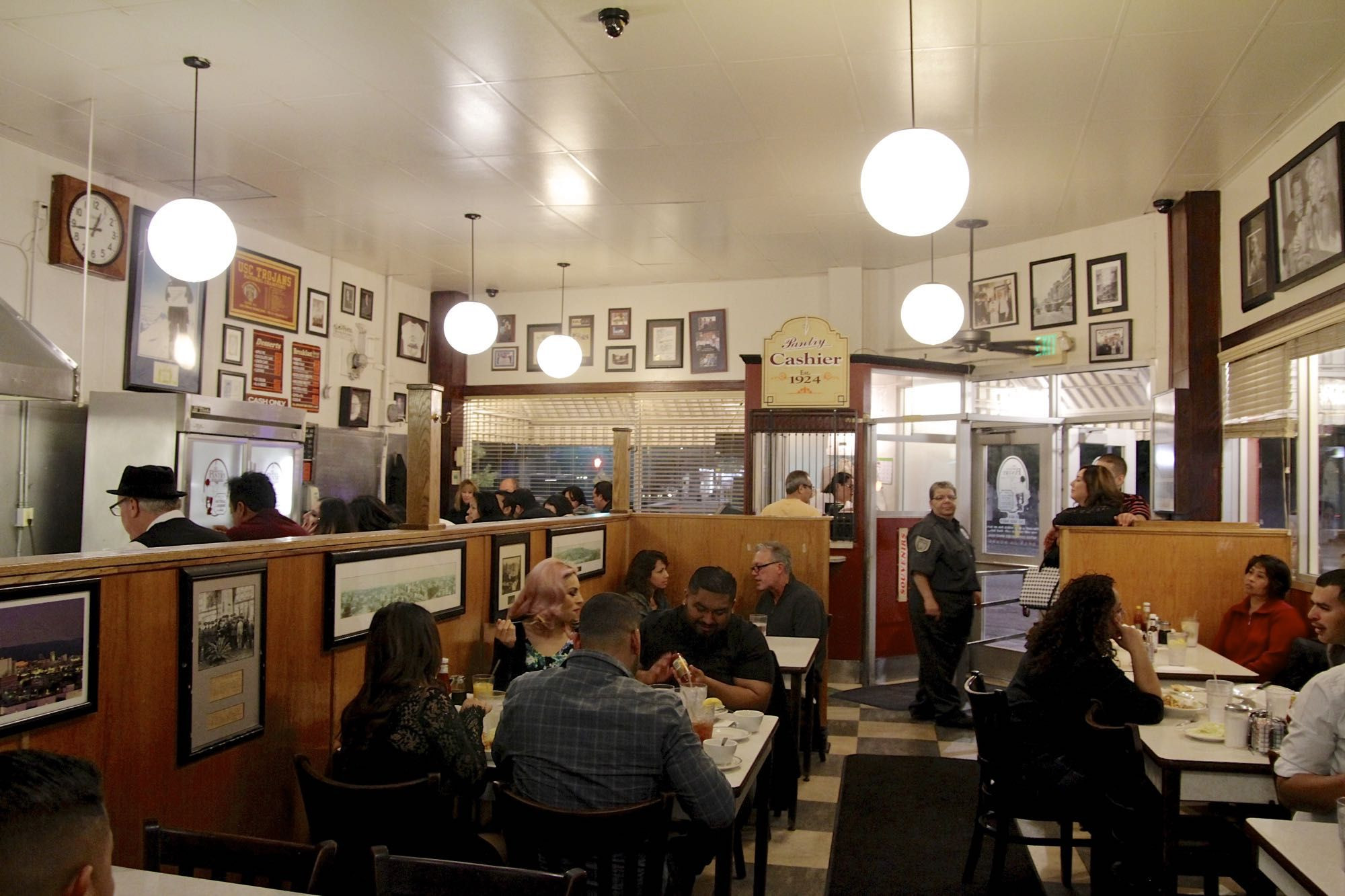 Best ideas about The Pantry Cafe . Save or Pin Why The Original Pantry Cafe and Tommy s Are Two of LA s Now.