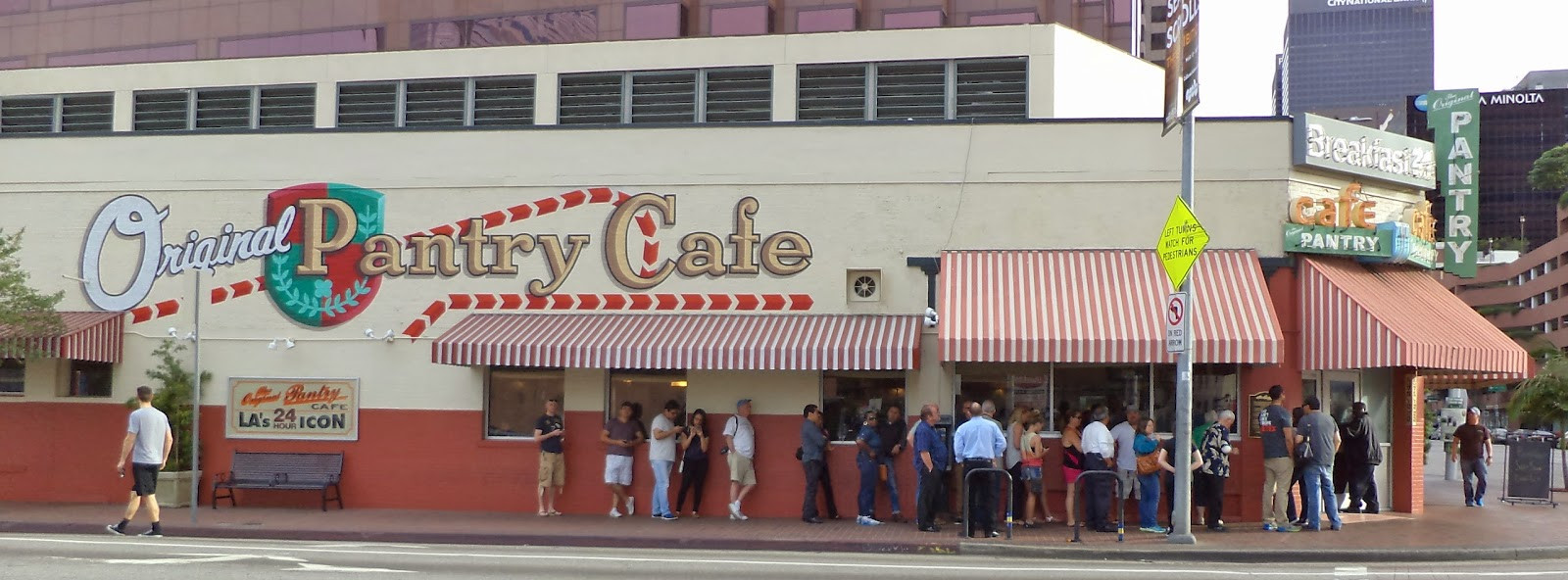 Best ideas about The Pantry Cafe . Save or Pin Culver City P O The Original Pantry Cafe Now.
