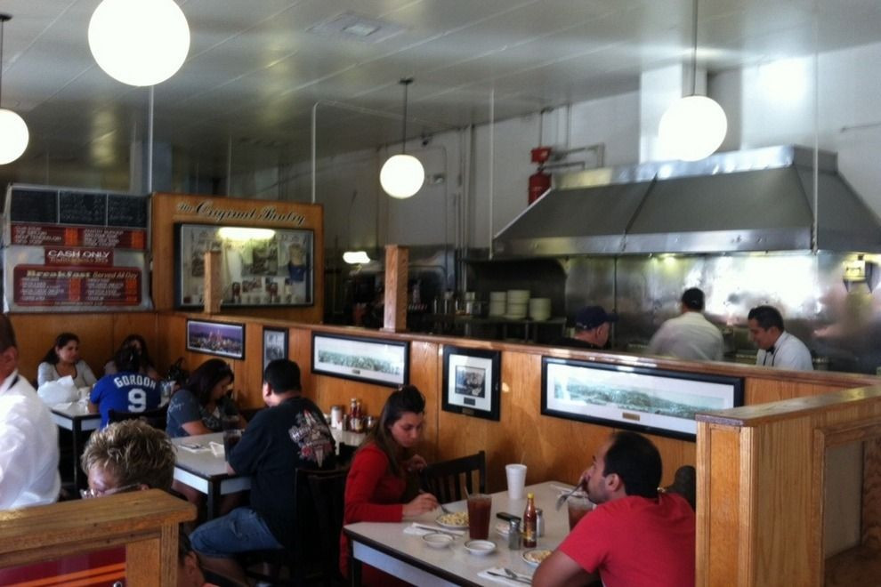 Best ideas about The Pantry Cafe . Save or Pin The Original Pantry Cafe Los Angeles Restaurants Review Now.