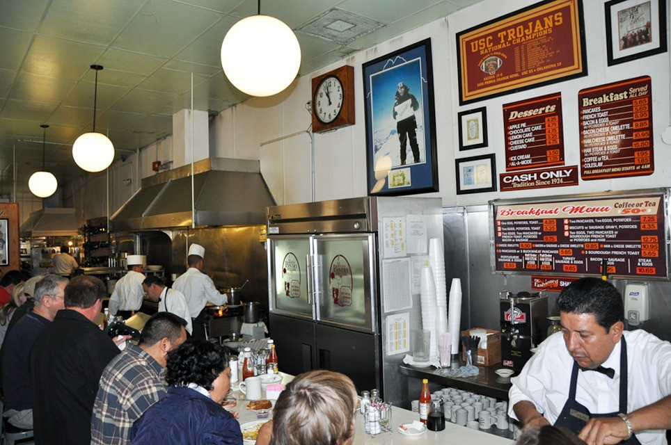 Best ideas about The Pantry Cafe . Save or Pin The Best Greasy Spoon In Los Angeles Albany Kid Family Now.