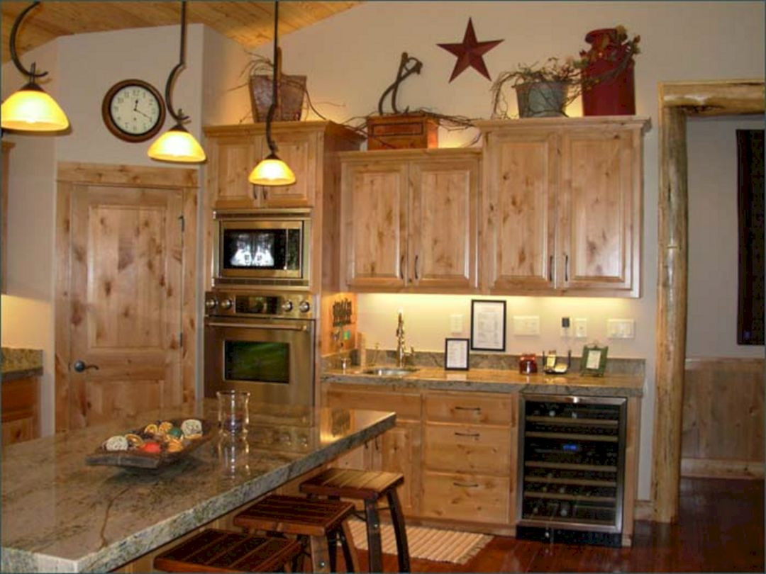 Best ideas about Themed Kitchen Decorations . Save or Pin Rustic Wine Themed Kitchen Decor – DECOREDO Now.