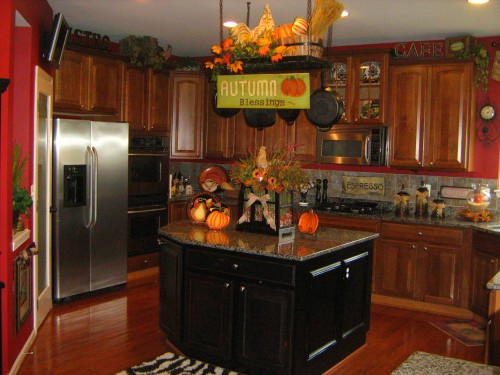 Best ideas about Themed Kitchen Decorations . Save or Pin cafe theme kitchen decor apFD Design Vine Now.