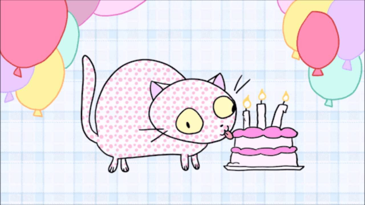 Best ideas about There's A Cat Licking Your Birthday Cake . Save or Pin There s A Cat Licking Your Birthday Cake Nightcore Now.