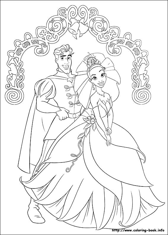Best ideas about Tiana Printable Coloring Pages . Save or Pin 12 coloring pages of princess tiana Print Color Craft Now.