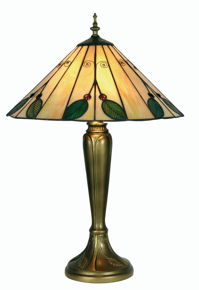 Best ideas about Tiffany Desk Lamp . Save or Pin Leaf Tiffany Table Lamp Now.