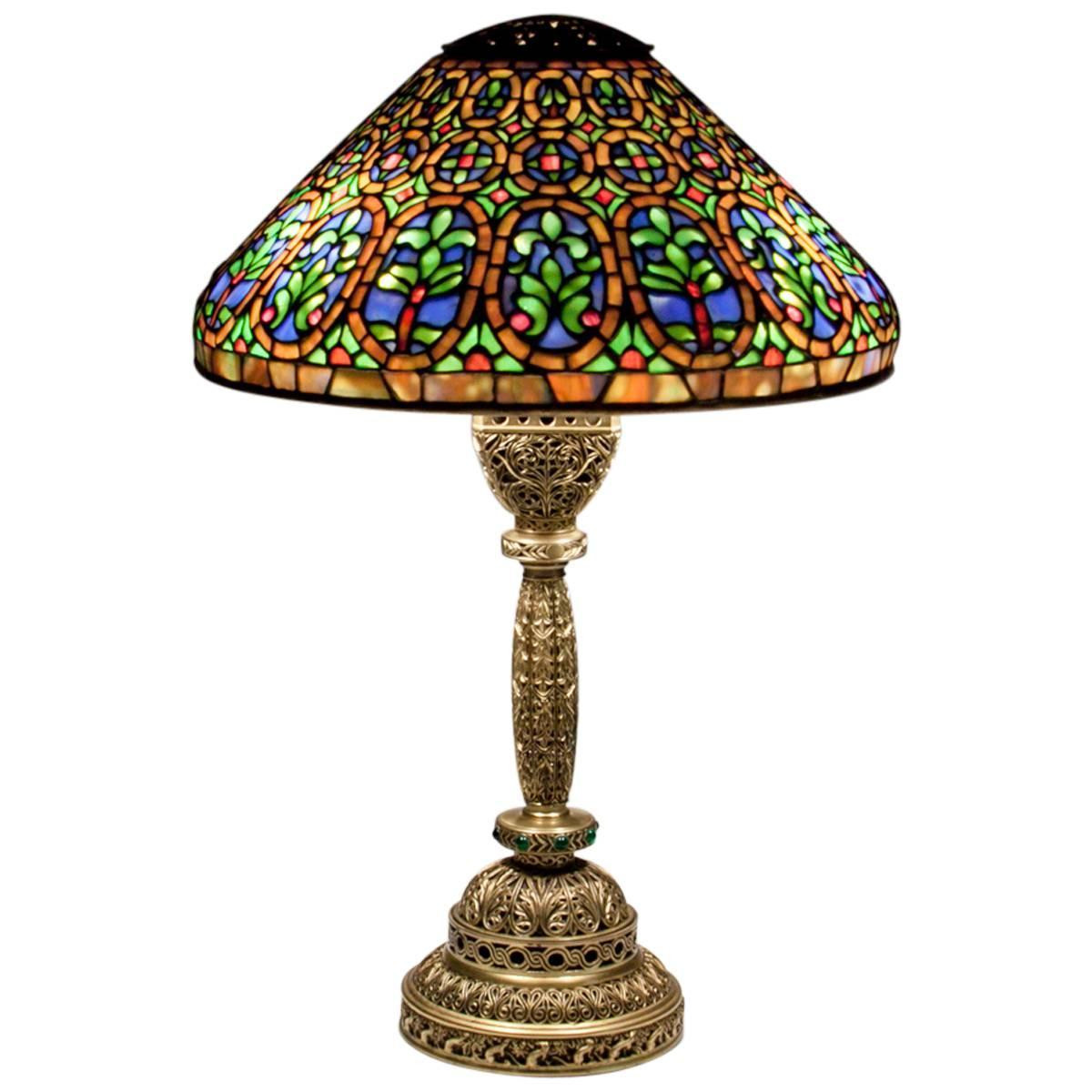 Best ideas about Tiffany Desk Lamp . Save or Pin Tiffany Studios Venetian Desk Lamp at 1stdibs Now.