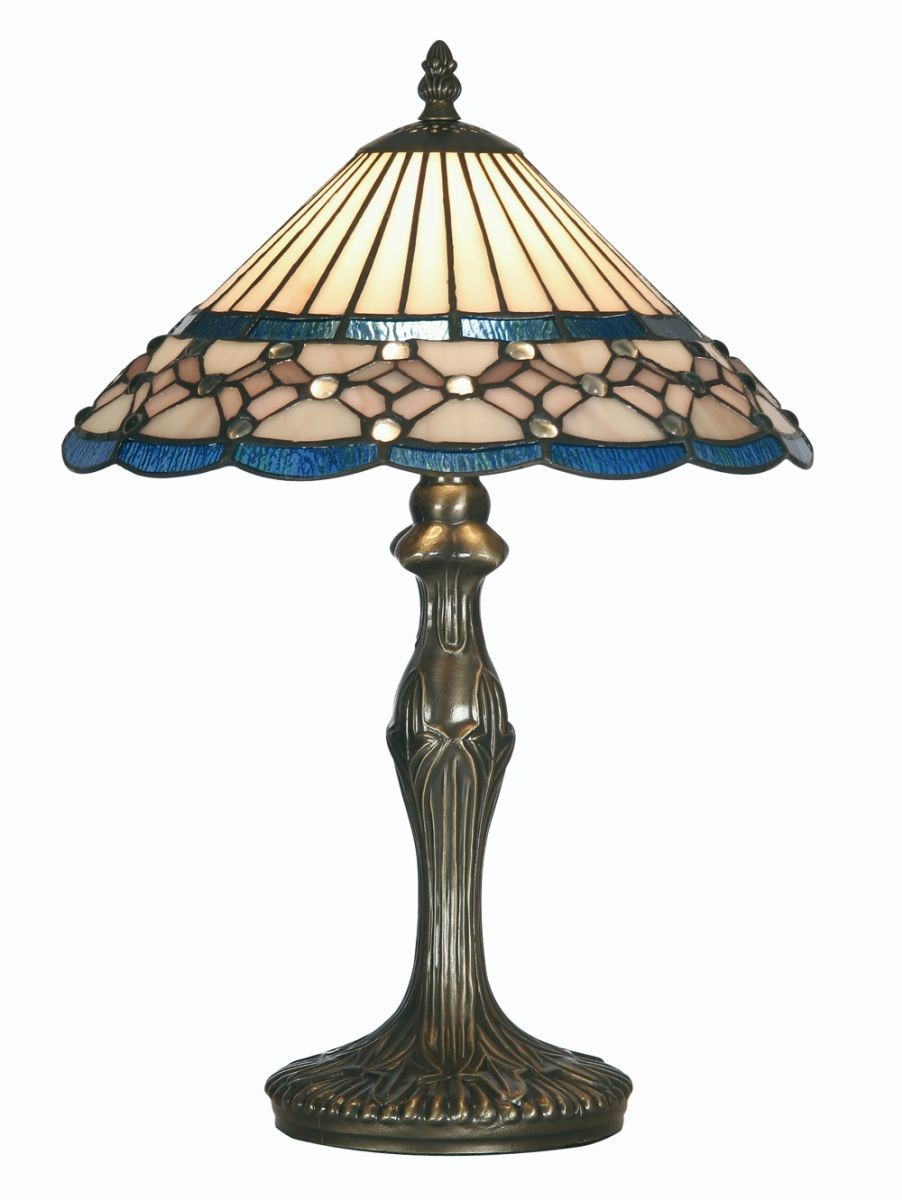 Best ideas about Tiffany Desk Lamp . Save or Pin Aster Tiffany Table Lamp Medium Now.
