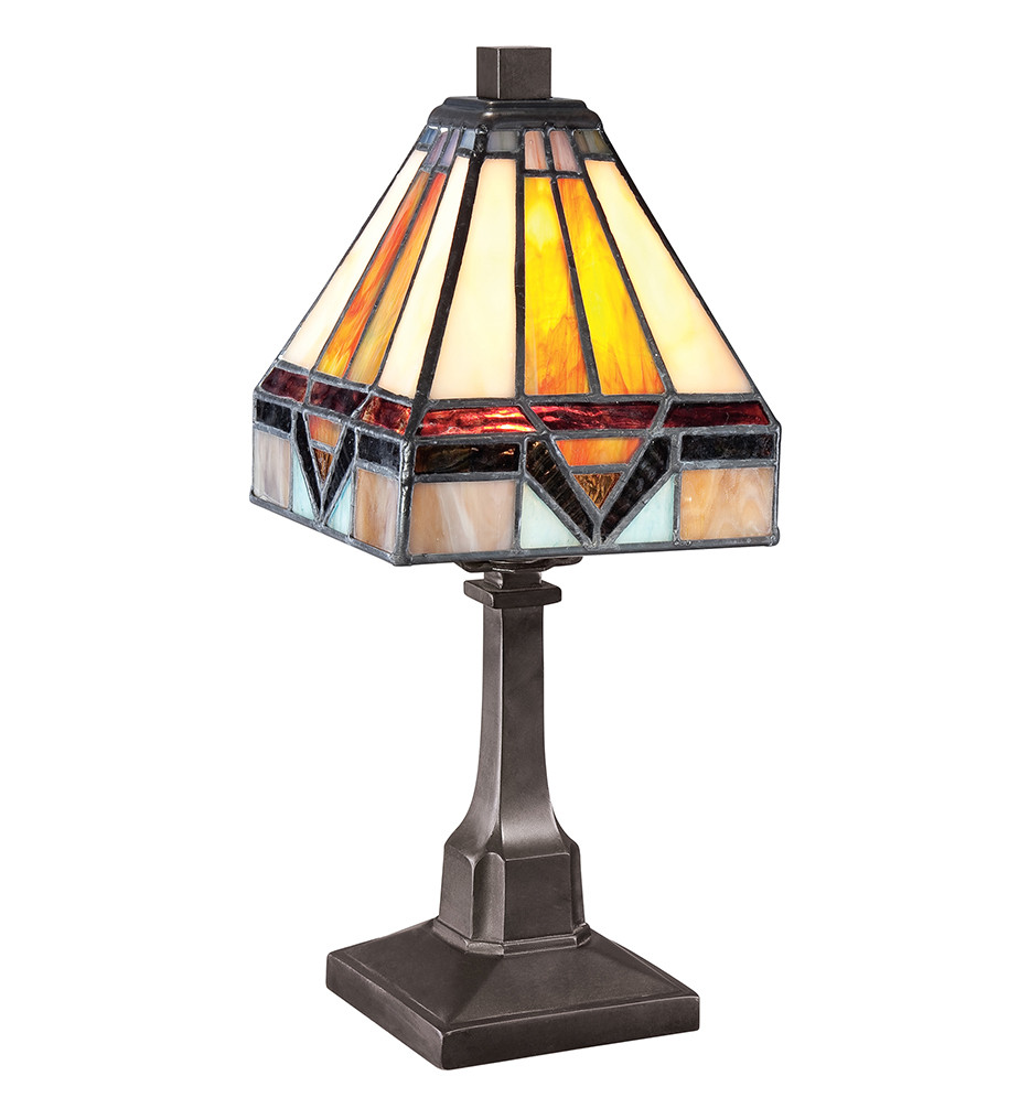 Best ideas about Tiffany Desk Lamp . Save or Pin Quoizel TF1021TVB Tiffany Vintage Bronze Table Lamp Now.
