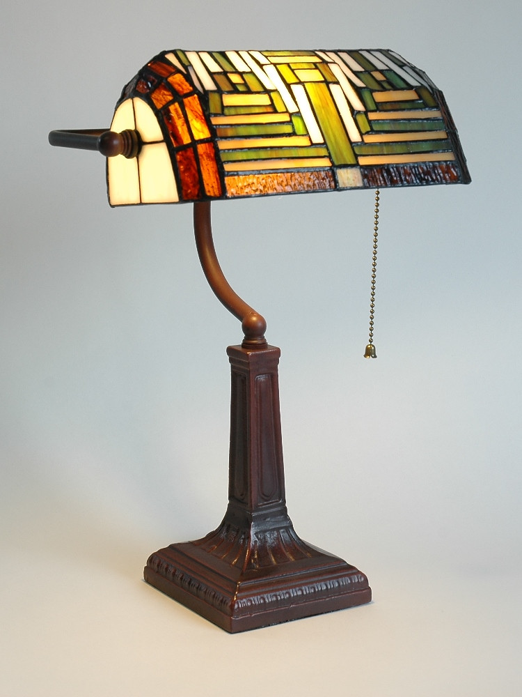 Best ideas about Tiffany Desk Lamp . Save or Pin Table lamps Tiffany desk lamp AL0009 Now.