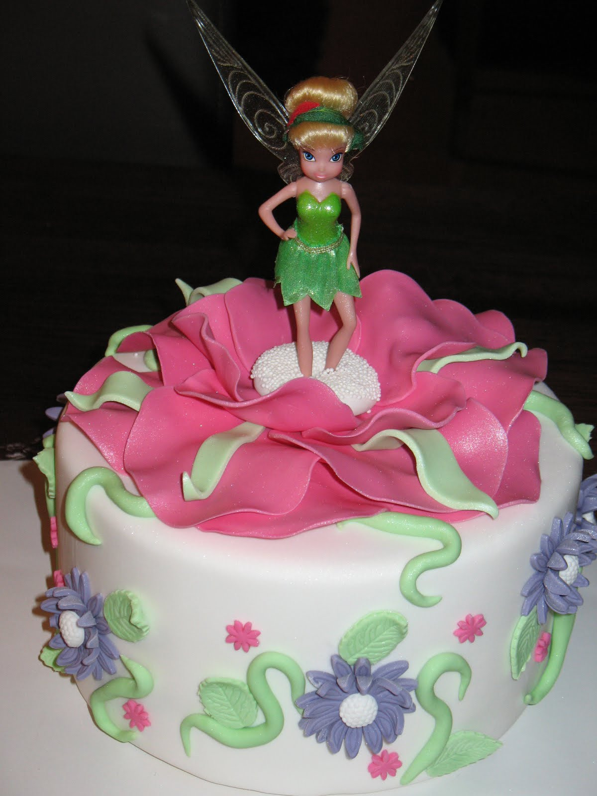 Best ideas about Tinkerbell Birthday Cake . Save or Pin Tinkerbell Cakes – Decoration Ideas Now.