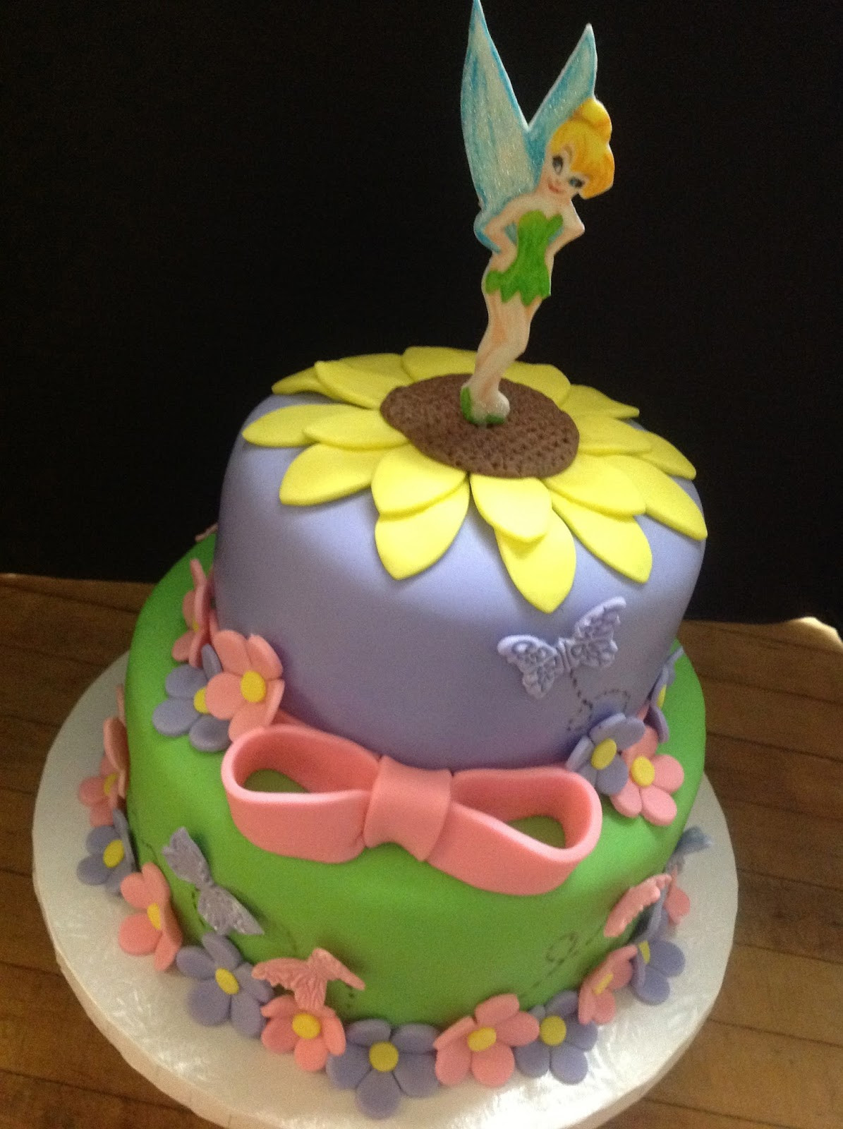 Best ideas about Tinkerbell Birthday Cake . Save or Pin Plumeria Cake Studio Tinkerbell Birthday Cake Now.