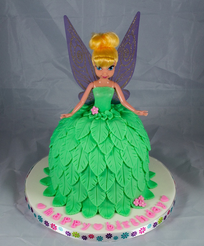 Best ideas about Tinkerbell Birthday Cake . Save or Pin Southern Blue Celebrations Tinkerbell Pirate Fairy Cakes Now.