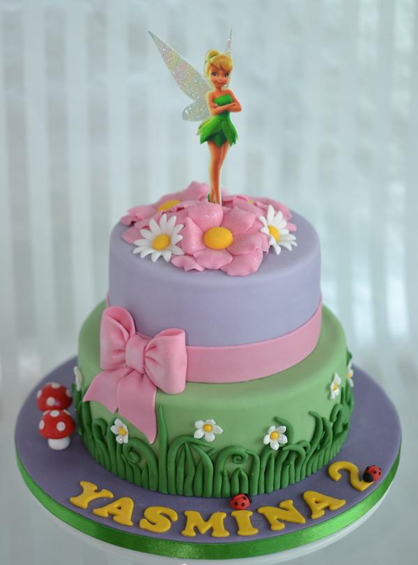 Best ideas about Tinkerbell Birthday Cake . Save or Pin Tinkerbell Theme Designer Birthday Cakes and Cupcakes Mumbai Now.