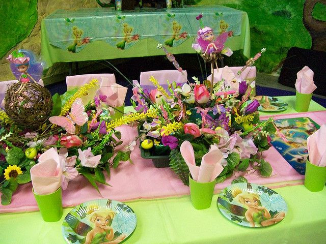 Best ideas about Tinkerbell Birthday Party Idea . Save or Pin Southern Blue Celebrations TINKERBELL PIRATE FAIRY Now.