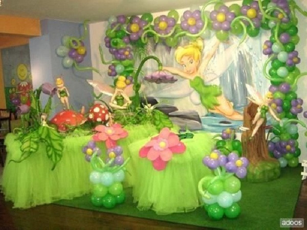 Best ideas about Tinkerbell Birthday Party Idea . Save or Pin Tinkerbell Fairy Birthday Party Theme Ideas Pink Lover Now.