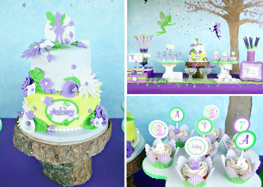 Best ideas about Tinkerbell Birthday Party Idea . Save or Pin Kara s Party Ideas Disney Tinkerbell Fairy Pixie Girl 7th Now.