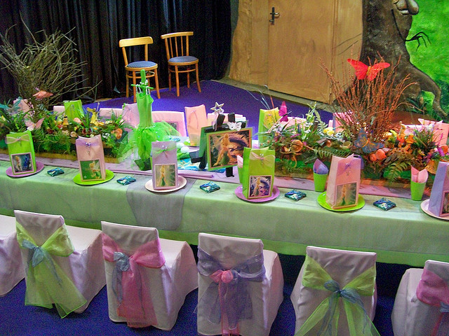 Best ideas about Tinkerbell Birthday Party Idea . Save or Pin Disney Tinker Bell Themed Birthday Party Celebration Idea Now.