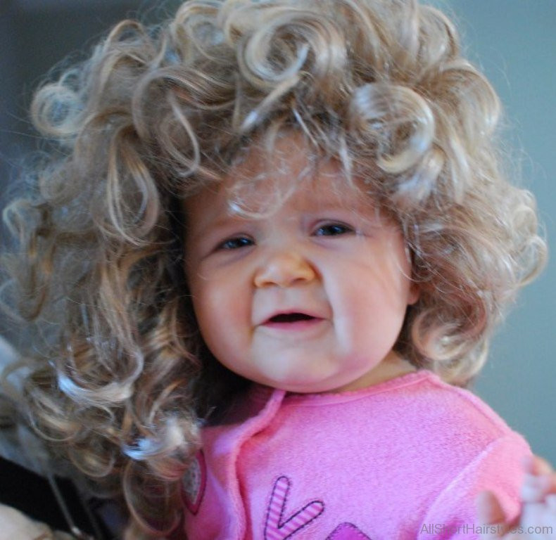 Best ideas about Toddler Curly Hairstyles . Save or Pin 49 Ultimate Short Hairstyles For Baby Girls Now.