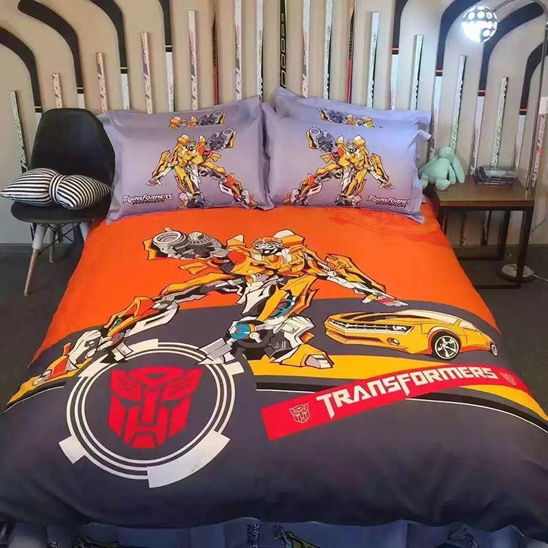 Best ideas about Transformers Bedroom Sets . Save or Pin Transformer Bedding Reviews line Shopping Transformer Now.