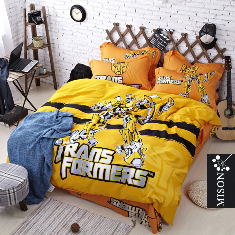 Best ideas about Transformers Bedroom Sets . Save or Pin Popular Transformers Queen Bedding Buy Cheap Transformers Now.