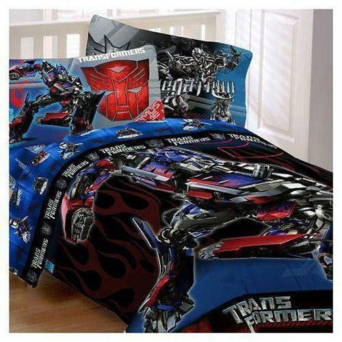 Best ideas about Transformers Bedroom Sets . Save or Pin Transformers Bedding Full Now.