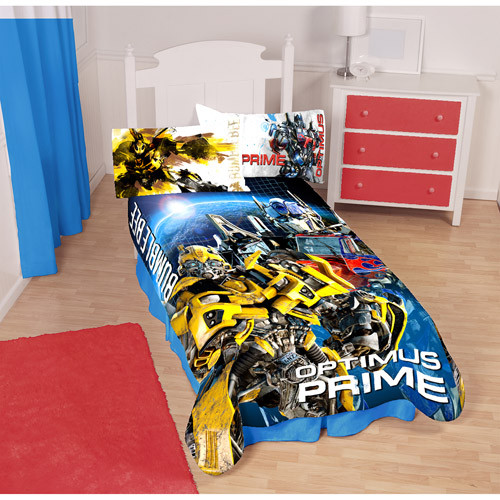 Best ideas about Transformers Bedroom Sets . Save or Pin Hasbro Transformers 3 Energon Micro Raschel Blanket Now.