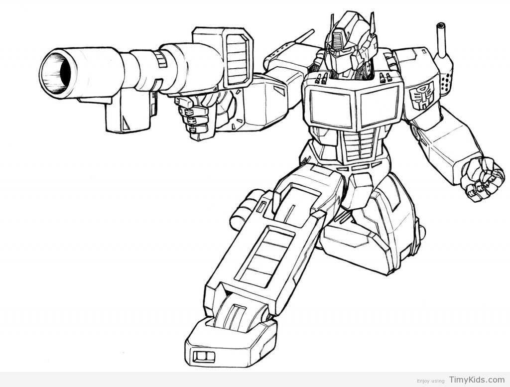 Best ideas about Transformers Free Coloring Pages . Save or Pin transformers coloring Now.