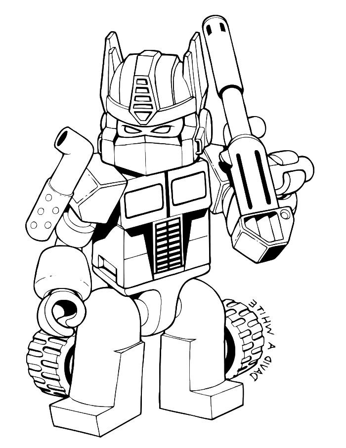 Best ideas about Transformers Free Coloring Pages . Save or Pin Free Printable Transformers Coloring Pages For Kids 10 Now.