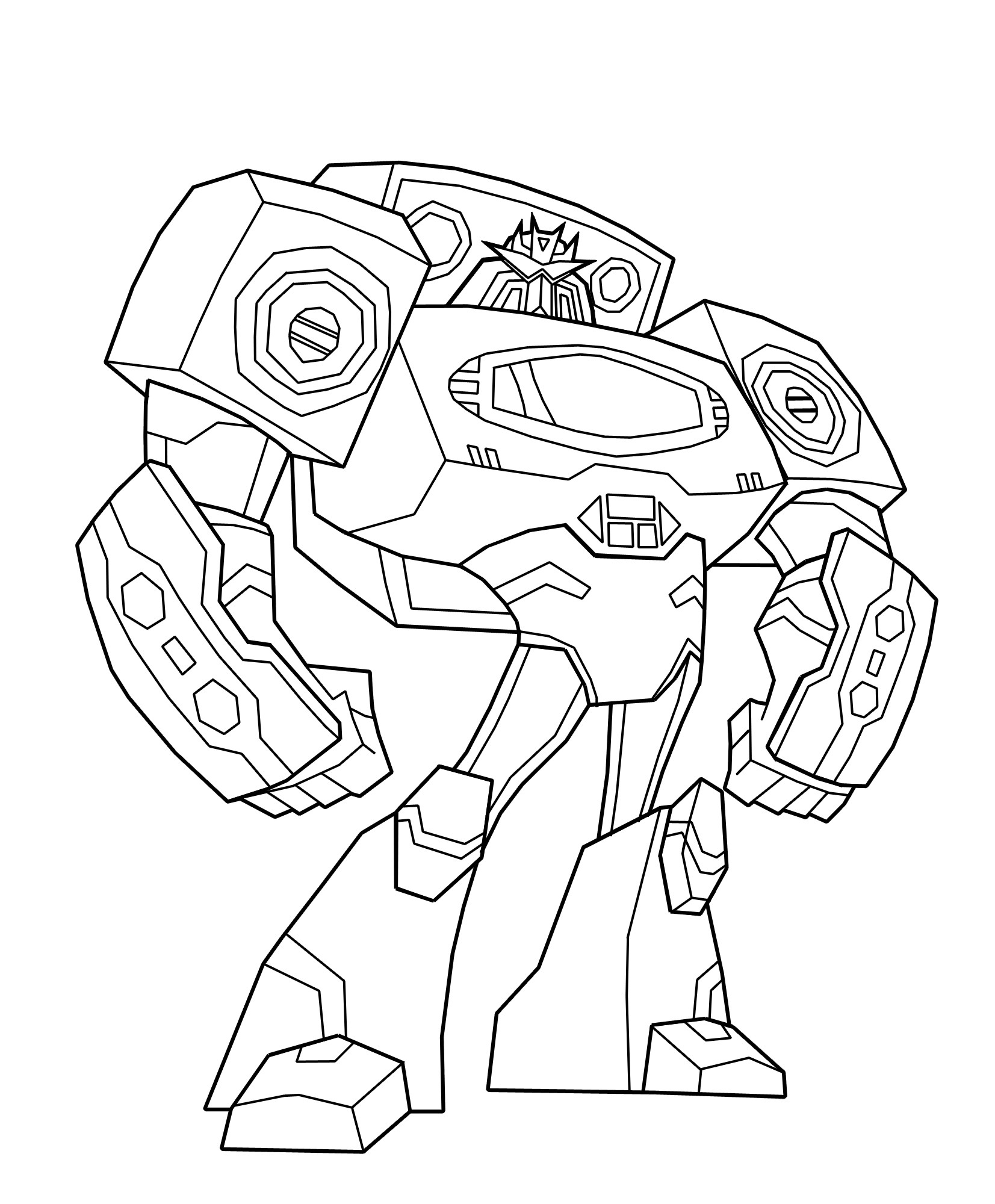 Best ideas about Transformers Free Coloring Pages . Save or Pin Transformers Coloring Pages Soundwave Now.