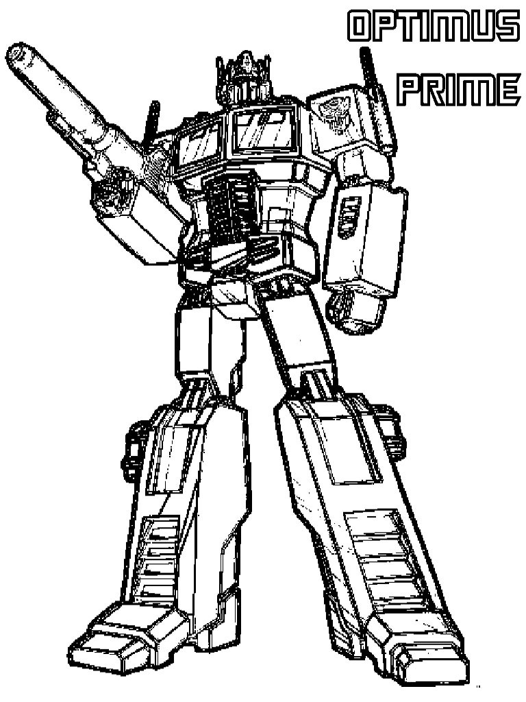 Best ideas about Transformers Free Coloring Pages . Save or Pin Transformers Coloring Pages Now.